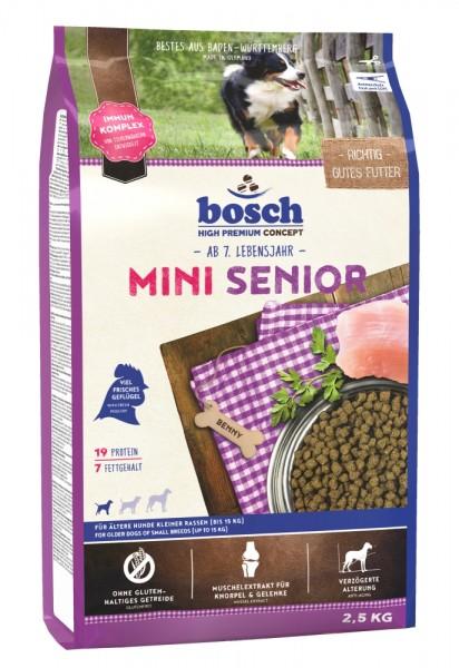 Bosch Mini Senior 2,5 kg