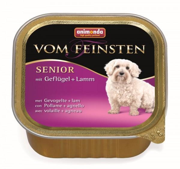 Animonda vom Feinsten Senior Geflügel & Lamm 150g