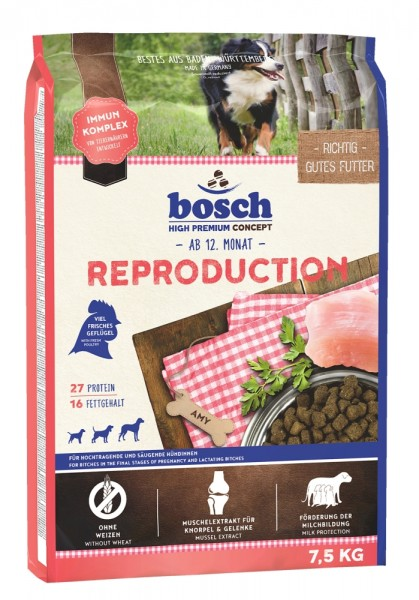 Bosch Reproduction 7,5 kg