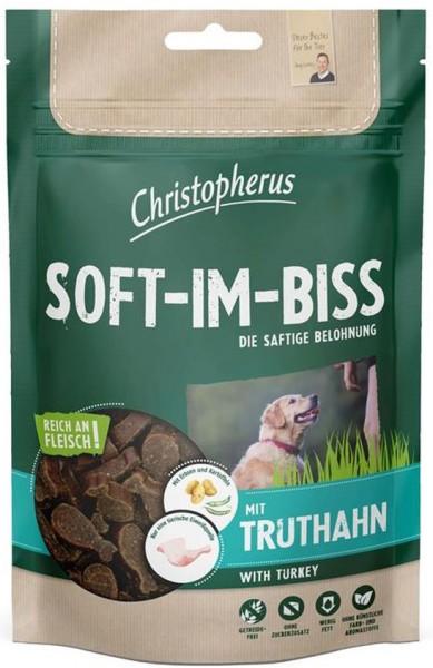 Christopherus Snacks Soft-Im-Biss mit Truthahn 125 g