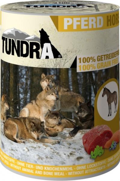 Tundra Dog Pferd 400g Dose