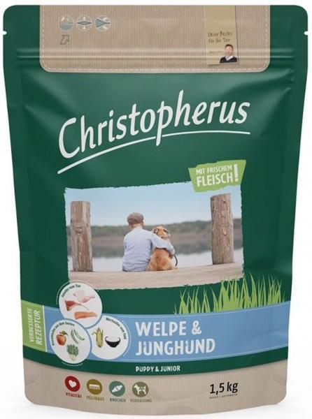 Christopherus Welpe & Junghund 1,5kg