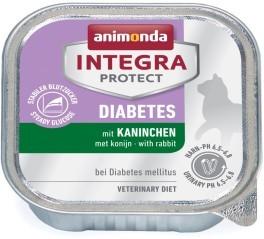 Animonda Cat Schale Integra Protect Diabetes mit Kaninchen 100g