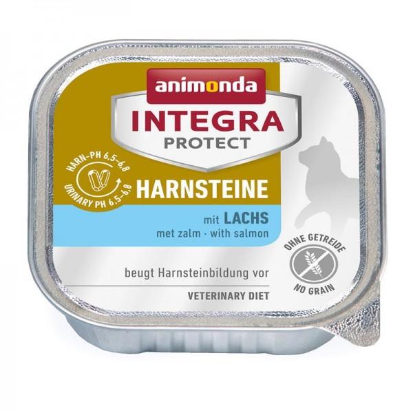 Animonda Cat Schale Integra Protect Harnsteine mit Lachs 100g