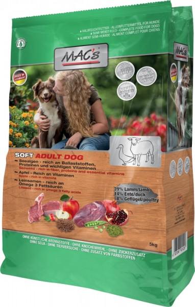 MACs DOG Soft Lamm 5kg