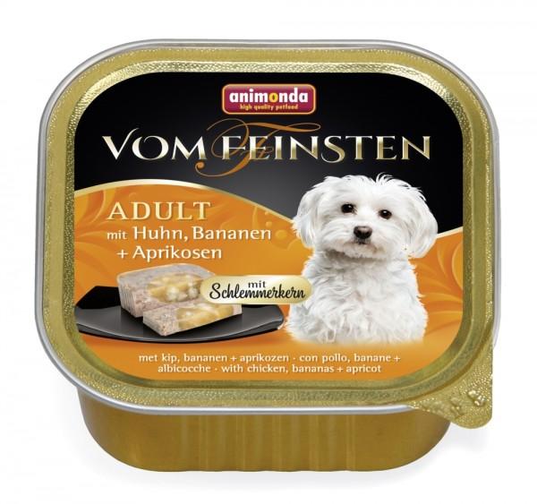 Animonda Dog Vom Feinsten Schlemmerkern mit Huhn, Bananen & Aprikosen 150g