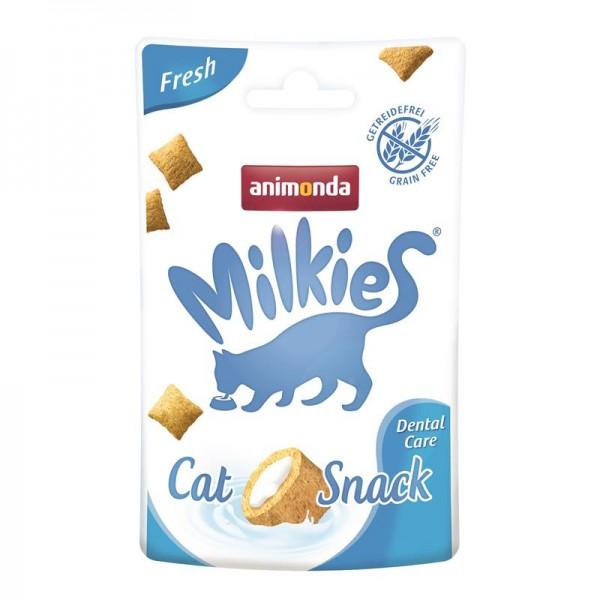 Animonda Snack Milkie Fresh Dental Care 30g